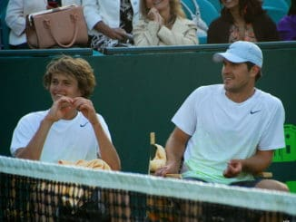 What is Bothering Alexander Zverev?