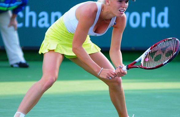 Watch the Caroline Wozniacki v Johanna Larsson Live Streaming here