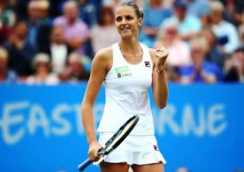 Karolina Pliskova Will be in Action on Thursday