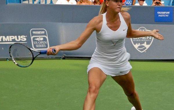 Watch the Maria Sharapova v Ashleigh Barty Live Streaming WTA Cincinnati