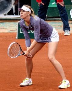 Maria Sharapova Schedule at US Open