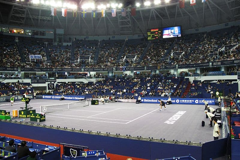 How to buy the 2017 Shanghai Masters Tickets online