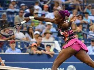 Venus Williams made it to the US Open semi-final where she faces Sloane Stephens