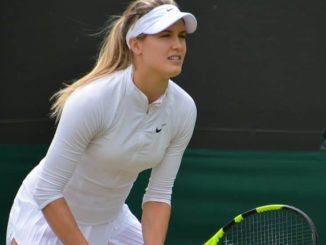 Eugenie Bouchard v Anna Kalinskaya live streaming and predictions