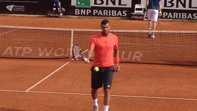 Watch the Jo-Wilfried Tsonga v Kyle Edmund Live Streaming ATP Marrakech