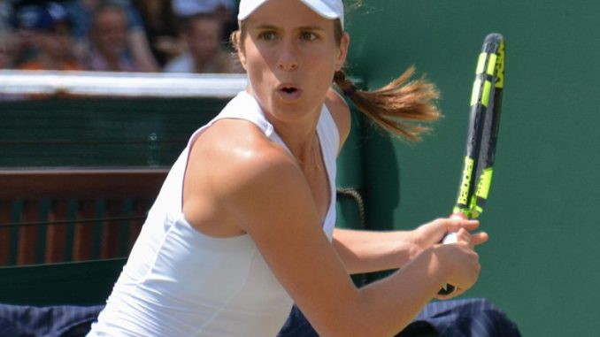 Former No. 1 Pliskova bounces Jabeur to reach round of 16