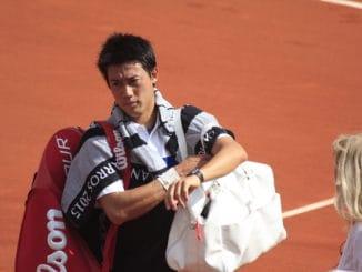 Watch the Kei Nishikori v Diego Schwartzman Live Streaming from Rome Masters