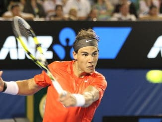 Rafael Nadal is fit and raring to go in the US Open semifinals