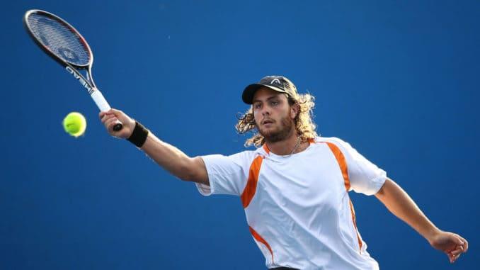 Marco Trungelliti in French Open