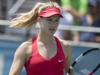 Eugenie Bouchard v Patricia Maria Tig live streaming and predictions