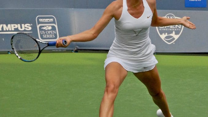 Maria Sharapova gets wildcard for Australian Open