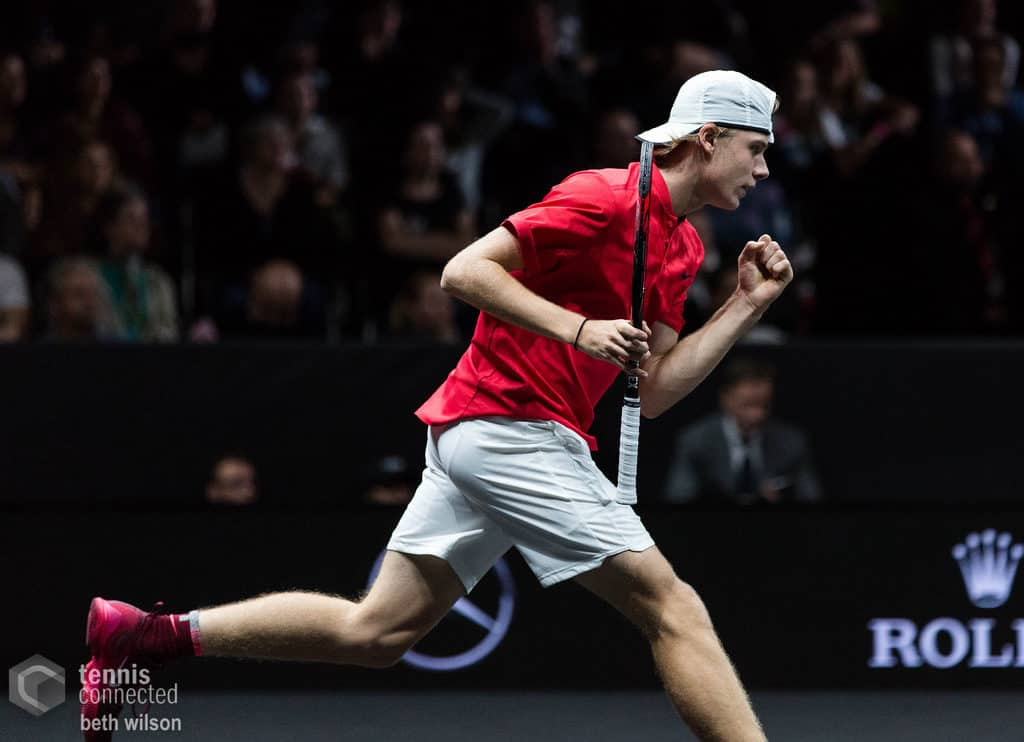 Denis Shapovalov will be in action at the Marseille Open