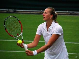 Petra Kvitova advanced to the second round of the US Open 2019