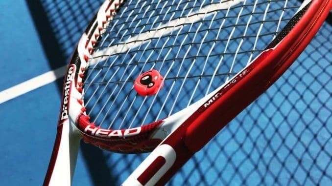 Tennis Racquet Restringing