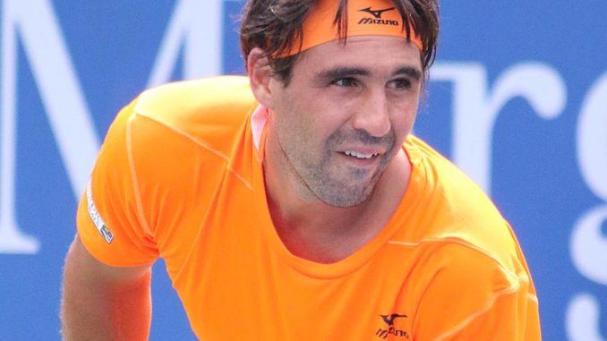 Marcos Baghdatis won a wild-card for Wimbledon