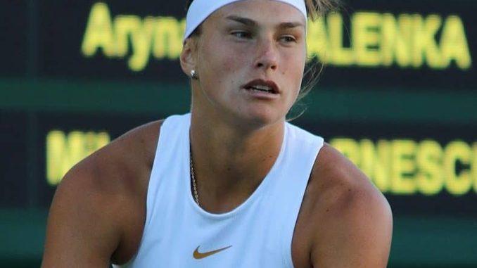 Aryna Sabalenka Australian Open 2021