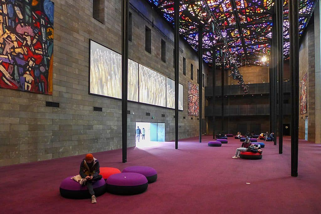 Visit the National Gallery of Victoria during the Australian Open