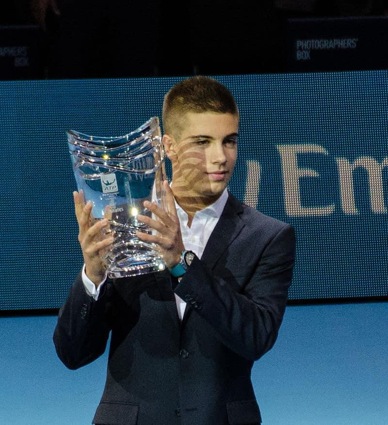 Can Borna Coric win the Shanghai Masters?