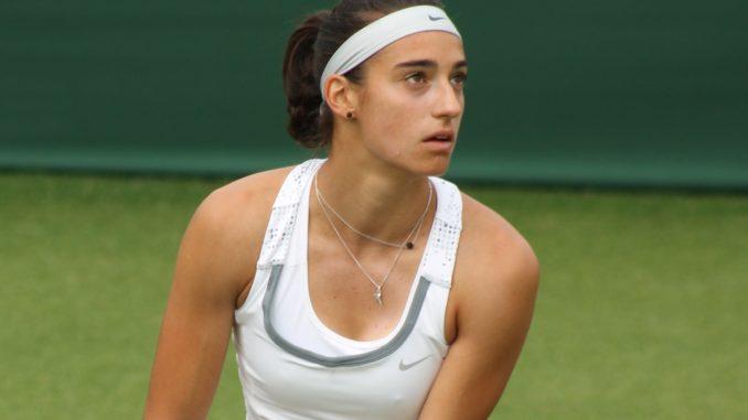 Caroline Garcia v Catherine Harrison Live Streaming Predictions Cleveland Open