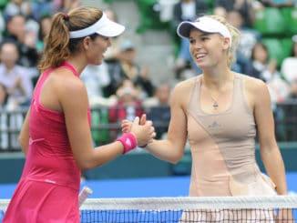 You can watch Caroline Wozniacki v Karolina Muchova Live Streaming WTA Doha