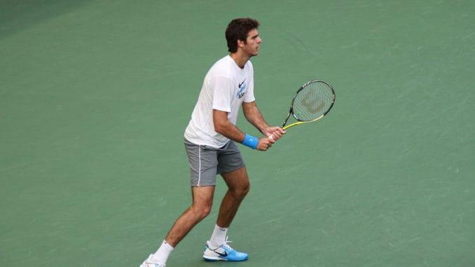 Juan Martin del Potro racquet specifications
