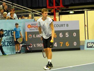 Kevin Anderson Wins Vienna Open