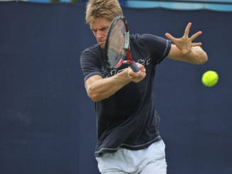 Kevin Anderson Tennis Racquet Specifications
