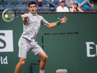 When will the Djokovic v Kohlschreirber match be played?