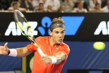 Rafael Nadal Also Endorses a Babolat Racquet