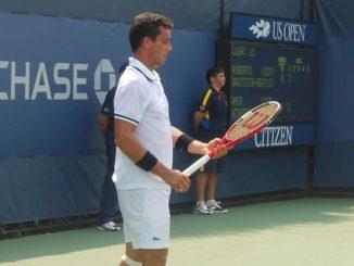 Roberto Bautista Upset in Federer Match
