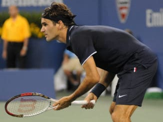 Roger Federer entered the final of the Miami Masters.
