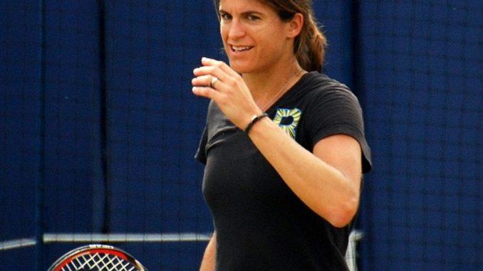 Amelie Mauresmo to Coach Lucas Pouille