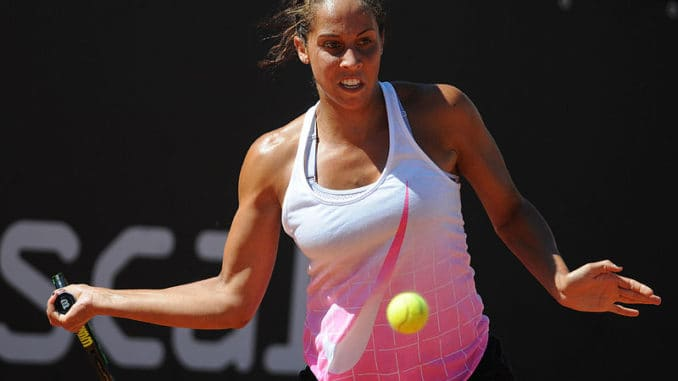 Madison Keys v Shuai Zhang Live Streaming WTA San Jose Open