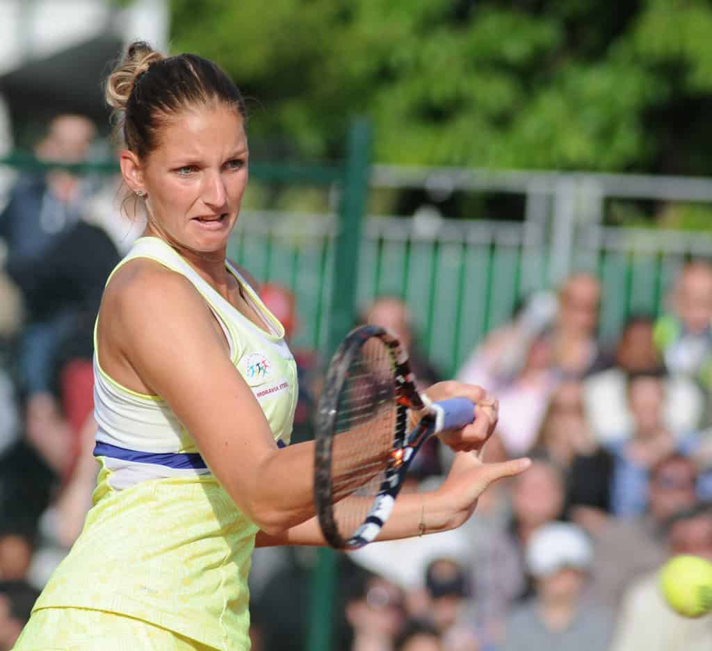 Karolina Pliskova will feature in the Fed Cup