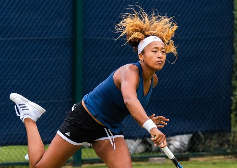 Naomi Osaka is the new number one