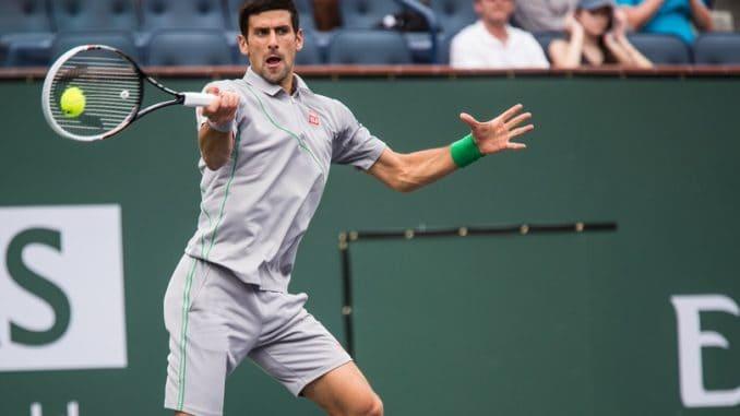 Novak Djokovic v Filip Krajinovic live streaming and predictions