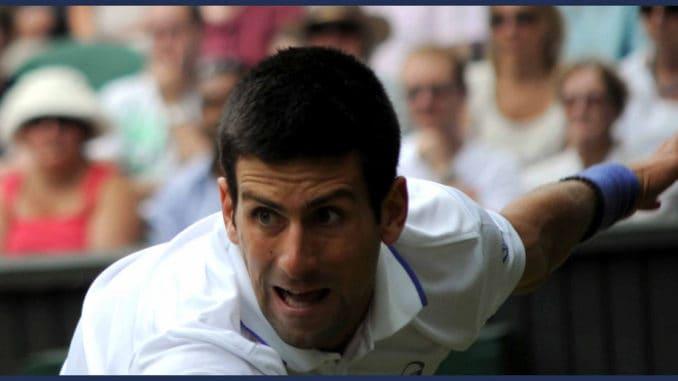 Novak Djokovic Won his Third Round Match