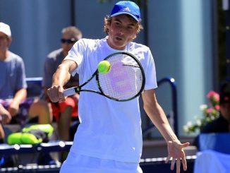 Stefanos Tsitsipas won the ATP Finals 2019