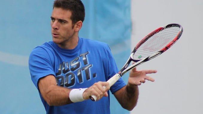 Juan Martin del Potro won the 2009 US Open