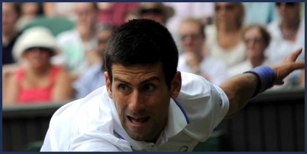 Novak Djokovic has the potential to be a GOAT.