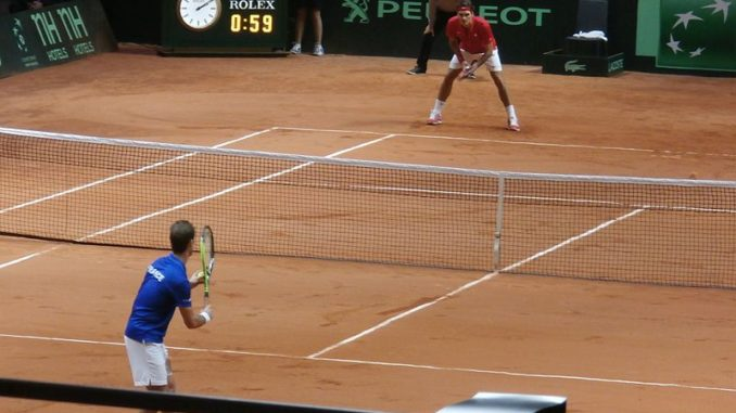 Roger Federer Explains Reasons to Play on Clay
