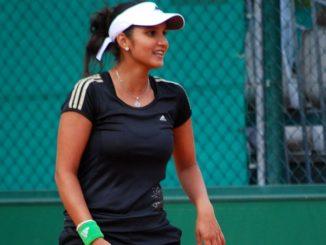 Sania Mirza Makes Winning Return at Hobart