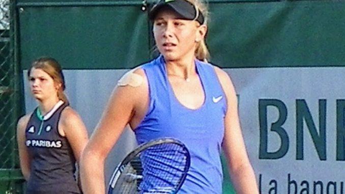 Amanda Anisimova v Svetlana Kuznetsova live streaming