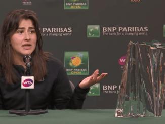Bianca Andreescu vs Su-Wei Hsieh Live Streaming Australian Open 2021