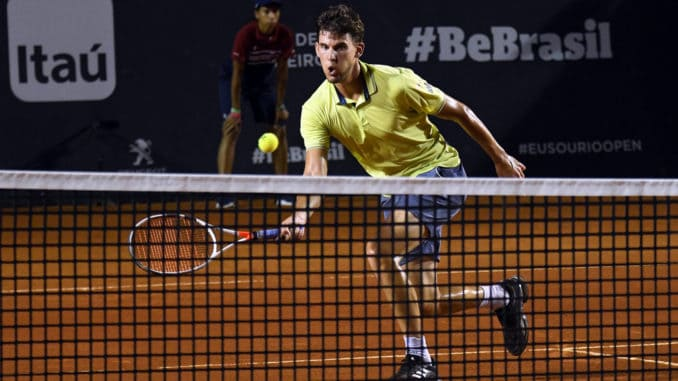 Dominic Thiem v Hugo Gaston live streaming and predictions