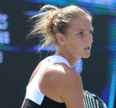 Karolina Pliskova Will Look to Add Another Title