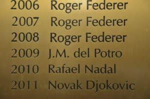 Roger Federer Wins at US Open