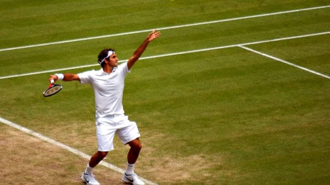 Roger Federer's Tennis Racquet Specifications