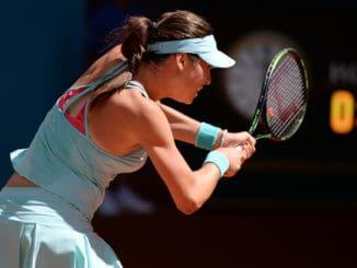 Watch the Karolina Pliskova v Ajla Tomljanovic WTA Zhengzhou