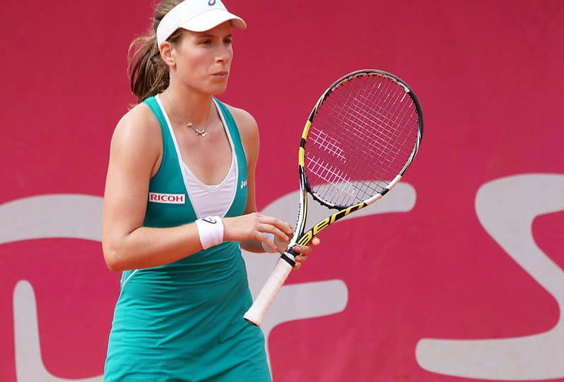 Johanna Konta will be a player to watch out